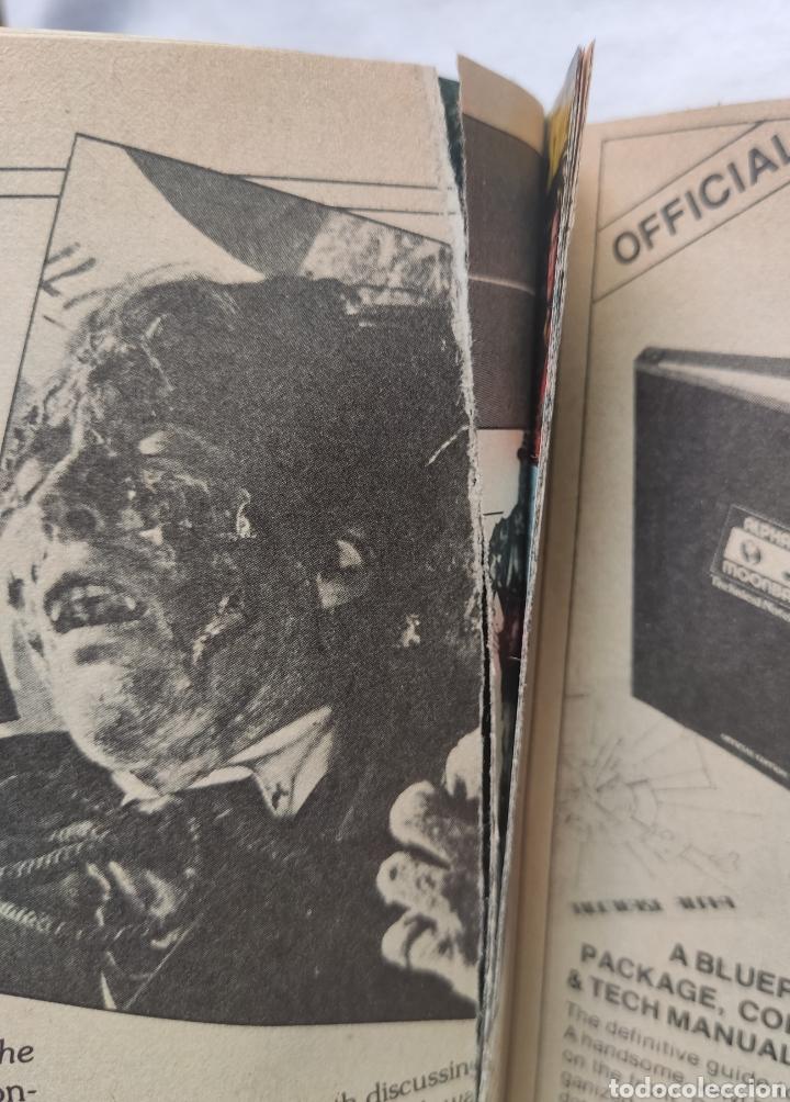 Cine: FANGORIA MAGAZINE STARLOG HORROR MONSTER ALIEN BIZARRE CREATURE ORIGINAL 1980 - Foto 61 - 287084468