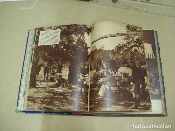 Cine: CINEMA REVISTA ENCUADERNADA 1930s - Foto 4 - 287541148