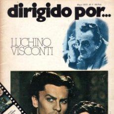Cine: DIRIGIDO POR NUMERO 7. Lote 287582613