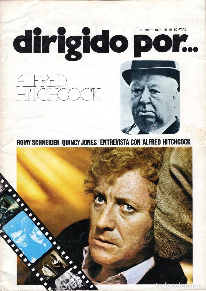 DIRIGIDO POR NUMERO 16 (Cine - Revistas - Dirigido por)