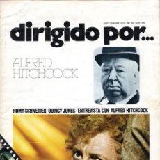 Cine: DIRIGIDO POR NUMERO 16. Lote 287586268