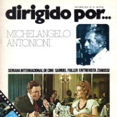 Cine: DIRIGIDO POR NUMERO 27. Lote 287640623