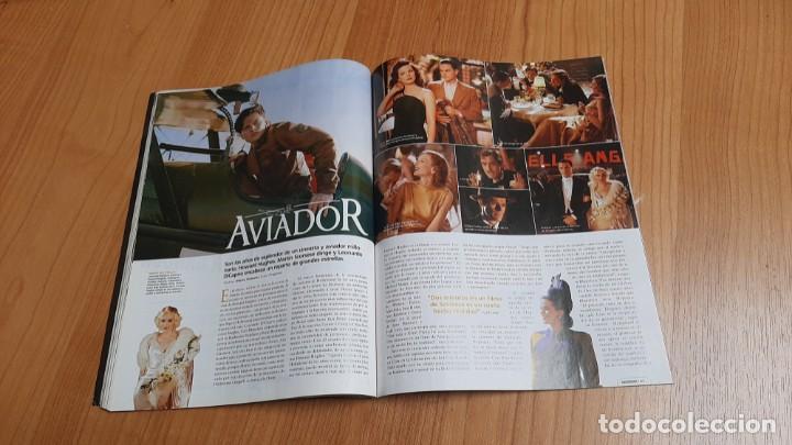 Cine: Cinemanía - nº 112 Enero 2005 - El Aviador, Di Caprio, Jude Law, Javier Pererira, Star Wars, Nietos - Foto 13 - 287858223