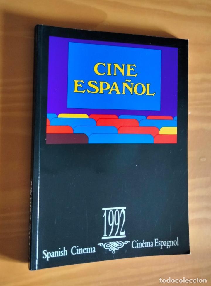 CINE ESPAÑOL 1992 . SPANISH CINEMA . CINEMA ESPAGNOL (Cine - Revistas - Otros)