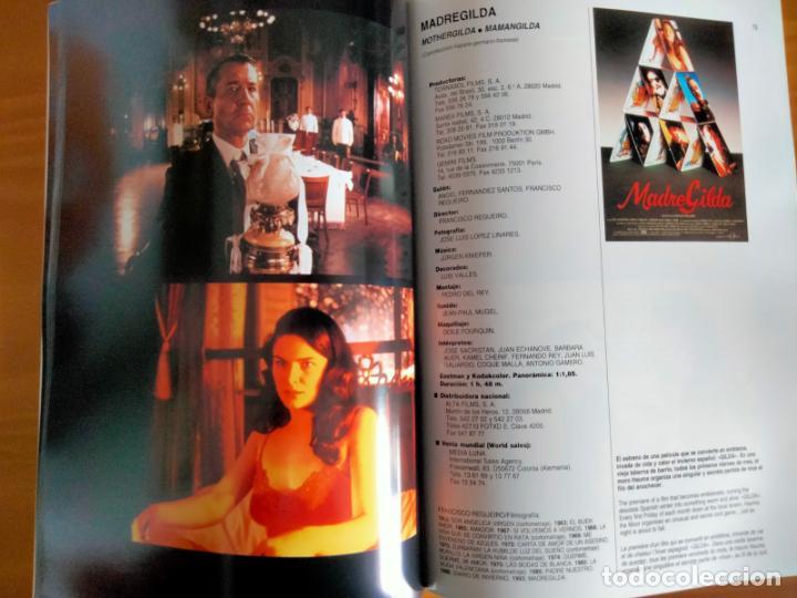 Cine: Cine Español 1993 . Spanish Cinema. Cinema Espagnol - Foto 3 - 287957408