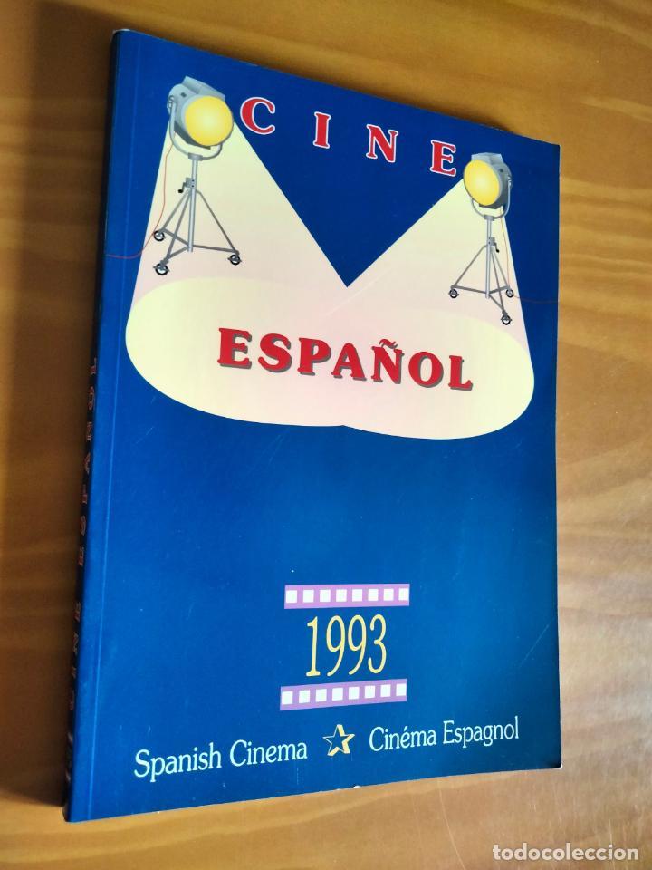 CINE ESPAÑOL 1993 . SPANISH CINEMA. CINEMA ESPAGNOL (Cine - Revistas - Otros)