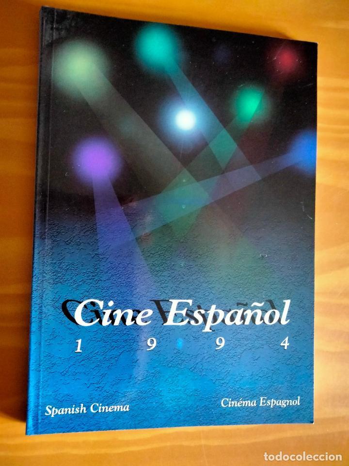 CINE ESPAÑOL 1994.MINISTERIO DE CULTURA (Cine - Revistas - Otros)