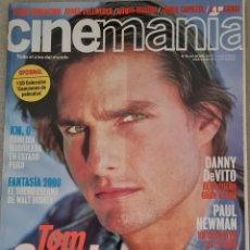Cine: CINEMANIA N° 58 JULIO 2000. Lote 288184423