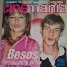 Cinéma: CINEMANIA N° 63 DICIEMBRE 2000. Lote 288184878