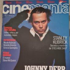 Cinéma: CINEMANIA N° 48 SEPTIEMBRE 1999. Lote 288190853