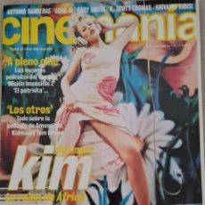Cine: CINEMANIA N° 57 JUNIO 2000. Lote 288191283
