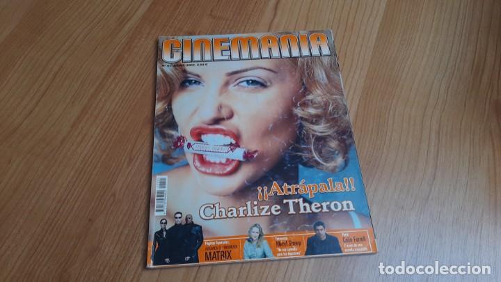 CINEMANÍA - Nº 91 ABRIL 2003 - NAJWA NIMRI, ALBERTO SAN JUAN, MERYL STREEP, ARIADNA GIL (Cine - Revistas - Cinemanía)