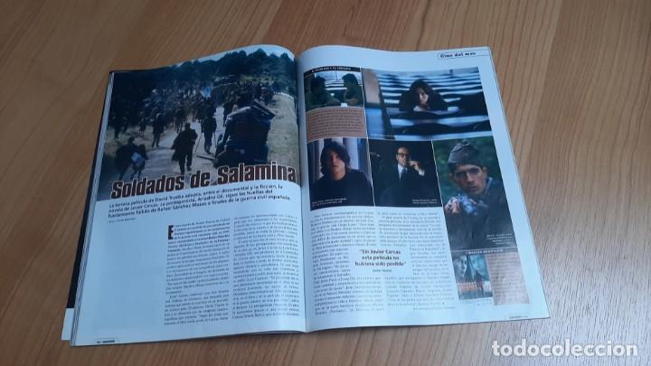 Cine: Cinemanía - nº 91 Abril 2003 - Najwa Nimri, Alberto San Juan, Meryl Streep, Ariadna Gil - Foto 9 - 288486728
