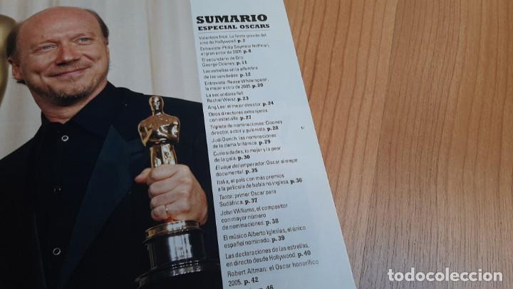 Cine: Cinemanía - Especial Oscars, Marzo 2006 - Ang Lee, Seymour Hoffman, Clooney, Robert Altman - Foto 2 - 288507623