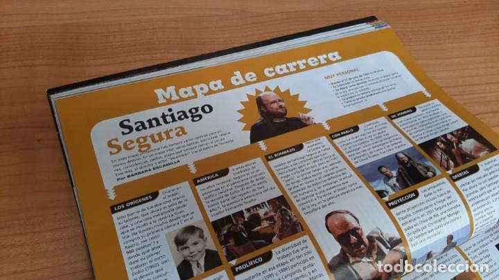 Cine: Cinemanía - nº 111 Diciembre 2004 - Ana Belén, Santiago Segura, Los Increíbles, Looking For Fidel - Foto 7 - 288511173