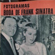 Cine: FOTOGRAMAS N° 828 JULIO 1966. Lote 288541148