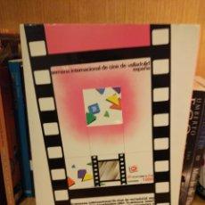 Cine: FESTIVAL INTERNACIONAL DE CINE DE VALLADOLID. PROGRAMA NO. 31. Lote 288671403