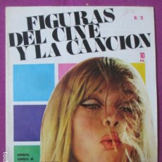 Cine: FIGURAS DEL CINE Y LA CANCION BIOGRAFIA COMPLETA DE MARISOL Nº11 POSTER CENTRAL. Lote 289258893