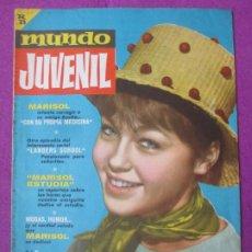 Cine: MUNDO JUVENIL REVISTA DE LOS AMIGOS DE MARISOL Nº8. Lote 289259398