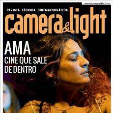 Cine: CAMERA & LIGHT 112. Lote 289544593