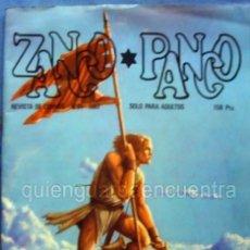 Cine: ZANCO PANCO REVISTA DE COMICS 1983 Nº 1 NUEVO. Lote 289559313
