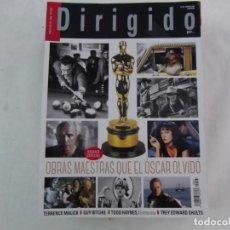 Cine: DIRIGIDO POR Nº 507, DOSSIER ESPECIAL OBRAS MAESTRAS QUE EL OSCAR OLVIDO, TODD HAYNES. Lote 289795348