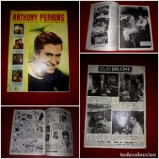 Cine: ANTHONY PERKINS ( COLECCIÓN CINECOLOR ). Lote 290569313