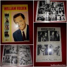 Cine: WILLIAM HOLDEN ( COLECCIÓN CINECOLOR ). Lote 290581098