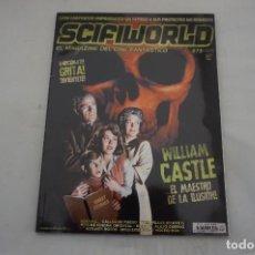 Cine: REVISTA DE CINE - SCIFIWORLD Nº 75. Lote 294003263