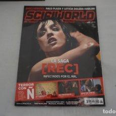 Cine: REVISTA DE CINE - SCIFIWORLD Nº 48. Lote 294003648