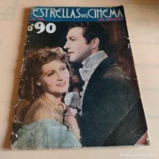 Cine: ESTRELLAS DEL CINEMA. SU VIDA, SUS CREACIONES. GRETA, MARGARITA GAUTIER, ESTRELLITA CASTRO... LEER.. Lote 294018193