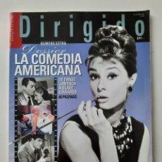 Cine: DIRIGIDO POR... 322. LA COMEDIA AMERICANA DE LUBITSCH A BLAKE EDWARDS. Lote 294454453