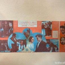 Cine: LA MALQUERIDA. TARSILA CRIADO.. Lote 295270688