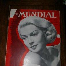 Cine: REVISTA CINE MUNDIAL SEPTIEMBRE OCTUBRE 1948 PORTADA LANA TURNER. Lote 295278358