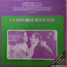 Cine: CINEMA D'AUJOURD'HUI - AVA GARDNER / SPECIAL: L'ETRANGE CAS DE GRETA GARBO. Lote 295517503