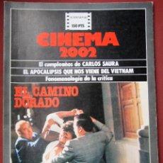 Cine: CINEMA 2002 NÚMERO 59. Lote 295546473