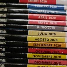 Cine: FOTOGRAMAS AÑO 2020: Nº 2115 AL 2126. 12 EJEMPLARES. 1 AÑO COMPLETO.. Lote 296766988