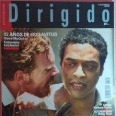 Cine: MAGAZINE DIRIGIDO 439 - ALBERT LEWIN / ZACK SNYDER / PACIFIC RIM / WORLD WAR Z. Lote 296807998