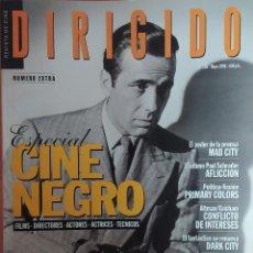 Cine: MAGAZINE DIRIGIDO 268 - HUMPHREY BOGART / DARK CITY / PAUL SCHRADER / COSTA-GAVRAS. Lote 296813648