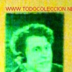Cine: CROMO CHOCOLATES GALIANA