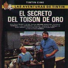 Cinema: RECORTES DE TINTIN TIN TIN PIN UP CARTEL DE LA PELICULA UNA PAGINA DE REVISTA. Lote 3116353
