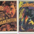 2 Calendarios de bolsillo películas (FRANKENSTEIN) 2007.. Lote 11771177