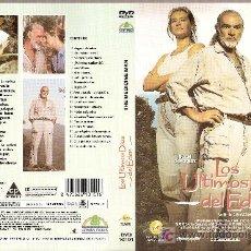 Cine: CARÁTULA DE DVD DE 'LOS ÚLTIMOS DÍAS DEL EDÉN', CON SEAN CONNERY.. Lote 4297868