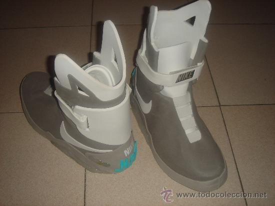 83c1e26a00 Réplica de las zapatillas de regreso al futuro - Vendido en Venta ...
