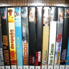 Cine: COLECCION DE DVD REVISTA TIEMPO.LOTE DE 12 DVD´S. Lote 27114620