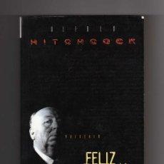 Cine: ALFRED HITCHCOCK PRESENTA FELIZ FUNERAL (LIBRO). Lote 13028931