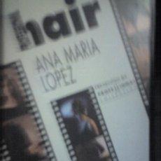 Cine: ANA MARIA LOPEZ PELUQUERIA . RECOGIDOS PELUQUERO CINTA DE VIDEO. Lote 27321043