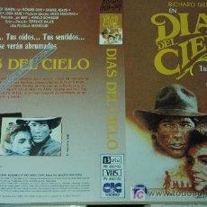 Cine: DIAS DEL CIELO - TERRENCE MALICK - CARATULA VIDEO TAMAÑO GRANDE. Lote 17076214