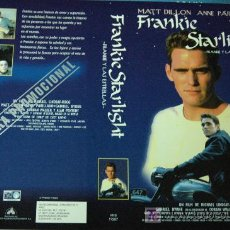Cine: FRANKIE STARLIGHT - MATT DILLON - CARATULA DE VIDEO . Lote 17161919
