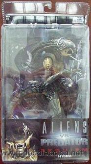 Figura Alien H 237 Brido Predalien Hybrid Neca Comprar